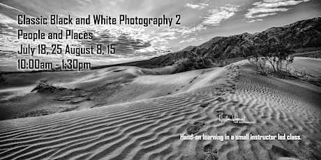 Classic Black and White Photography 2 - People and Places tickets