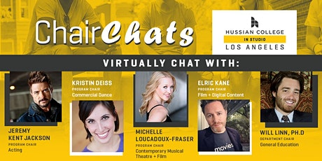 HCLA's Chair Chat with Kristin Deiss Tickets