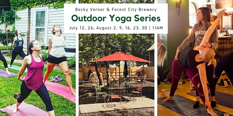 Outdoor Sunday Morning Summer Yoga Series tickets
