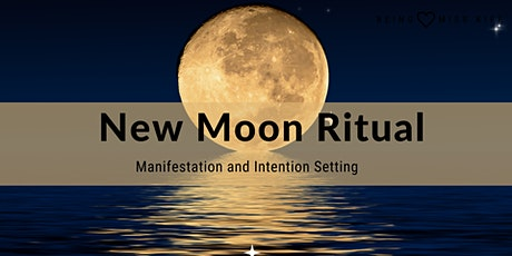 New Moon Ritual Retreat - Free Online Retreat Tickets