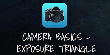 6DStudios - Basic Camera Exposure tickets