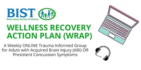 Trauma Informed WRAP Group tickets