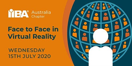 Face to Face in Virtual Reality tickets