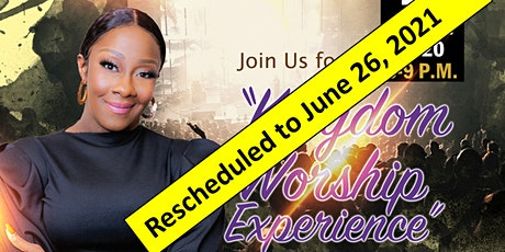 Kingdom Worship Experience featuring Le'Andria Johnson  tickets