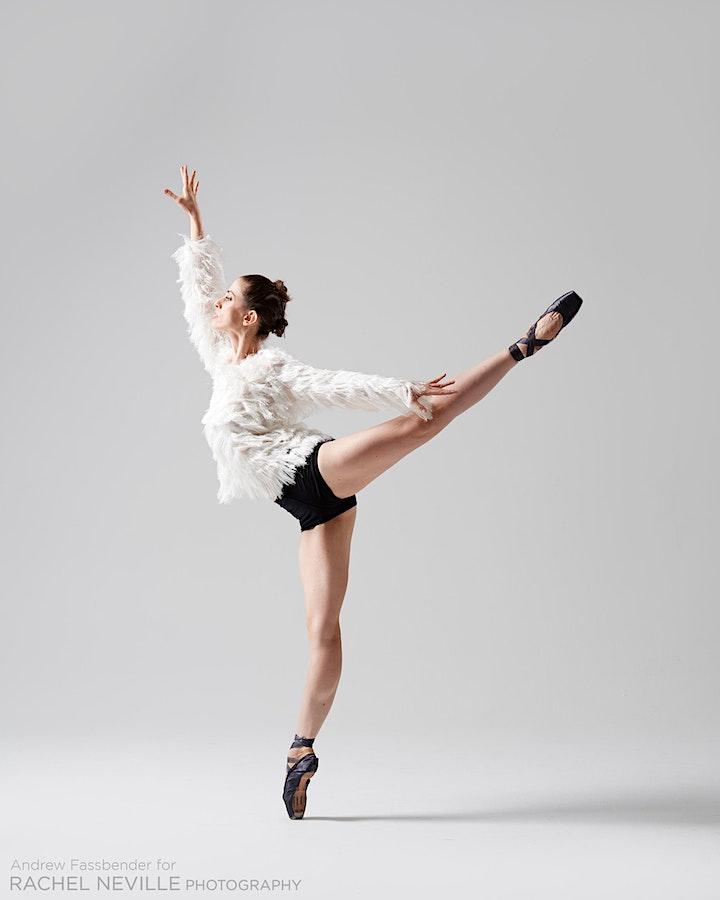Lights Dance 2020 Presents: Beginner Ballet with Leigh Schanfein image