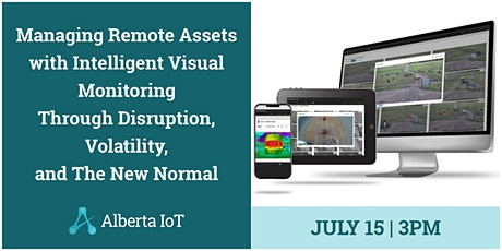 Managing Remote Assets with Intelligent Visual Monitoring tickets