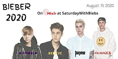 All Bieber Virtual Concert tickets
