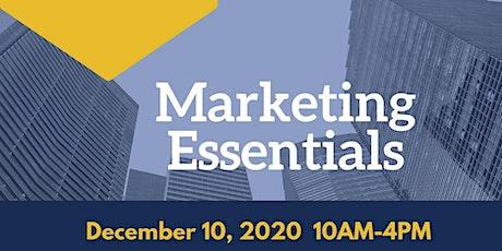 Marketing Essentials tickets