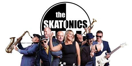 SKATONICS @ CRICKETERS GARDEN TRIBUTE WEEKEND tickets