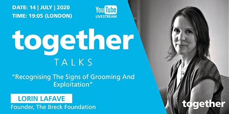 """""""Recognising the Signs Of Grooming and Exploitation"""" with Lorin LaFave tickets"""