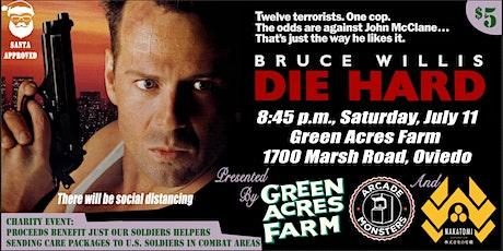 Movie Night at the Farm: Die Hard tickets