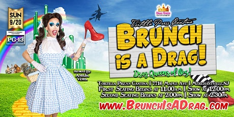 Brunch is a Drag - The Drag Queens of OZ! tickets
