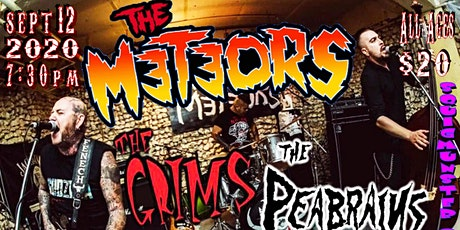 The Meteors in Los Angeles! 1 Night Only! tickets