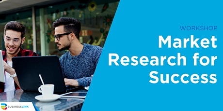 Market Research for Success Virtual Workshop tickets