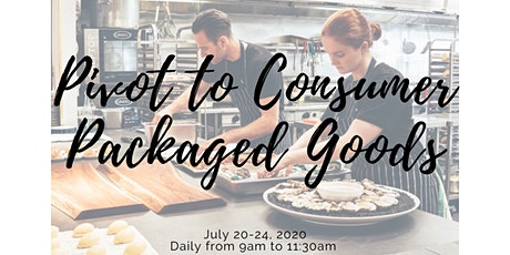 5-DAY PIVOT TO CPG BOOTCAMP tickets