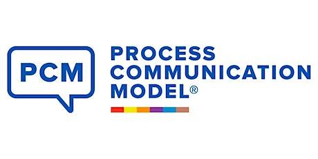 Devenez coach certifié Process Communication  PCM 14-15-16-17-20-23-24 /07 billets