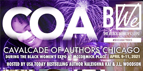 17th Annual Cavalcade of Authors Chicago BWE