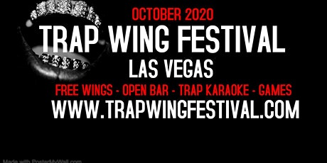Trap Wing Festival Las Vegas tickets