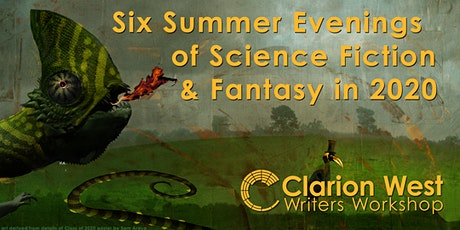 Summer of Science Fiction & Fantasy Series: Open Mic Nite tickets