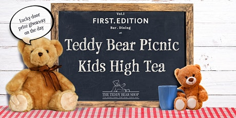 Teddy Bear Picnic Kids High Tea tickets