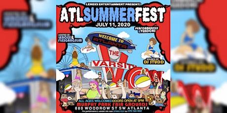 SUMMERFEST 2020 A Lit Festival tickets