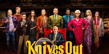 Seniors Month I Movie Screening I Knives Out tickets