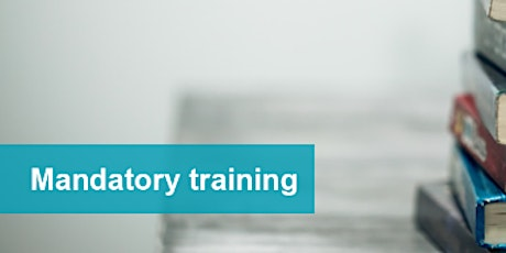 Bespoke Corporate Mandatory Training tickets