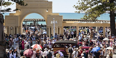 Napier Art Deco Festival 2021 tickets