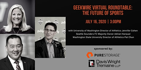 GeekWire Virtual Roundtable: The Future of Sports tickets