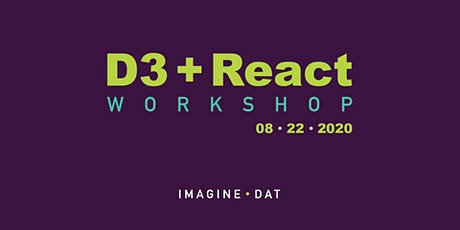 D3 + React Workshop entradas