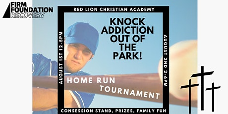 Knock Addiction Out Of The Park Home Run Tournament tickets