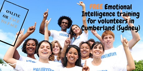 FREE Emotional Intelligence course for volunteers in Cumberland (Sydney) tickets