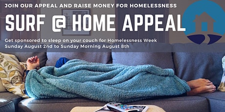 SURF @ HOME APPEAL for Port Macquarie Hastings Homelessness Committee tickets