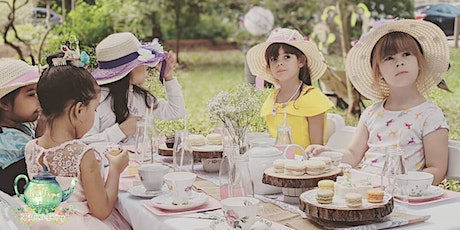 Virtual Tea Party with Alice and Belle tickets