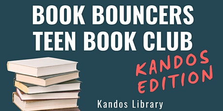 Teen Book Bouncers - Kandos Edition tickets