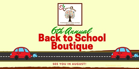Carter's House Back to School Boutique  2020 tickets