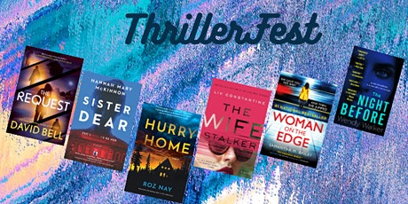 New Thrillers:  A five-author virtual panel moderated by Wendy Walker tickets