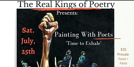Painting with Poets: Time to Exhale tickets