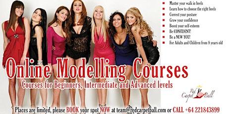 10 Week Online Modelling Course tickets