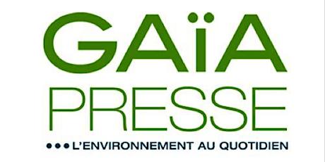 Assemblée générale annuelle - GaïaPresse tickets