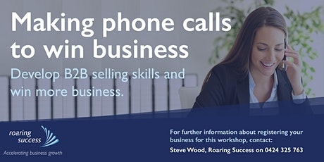 Making Phone Calls to Win Business tickets