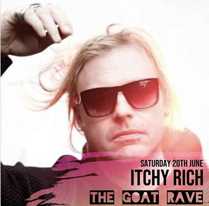 The Oxford & Cambridge Goat Race presents: THE GOAT RAVE image