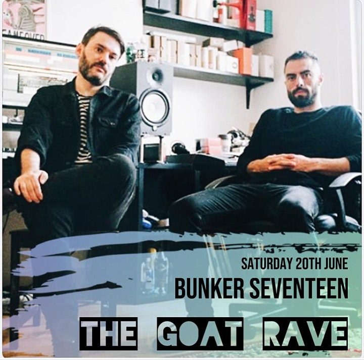The Oxford & Cambridge Goat Race presents: THE GOAT RAVE!! image