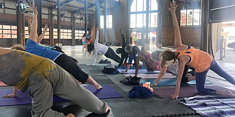 FREE Yoga at Eastern Market tickets