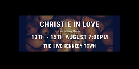 Christie in Love tickets