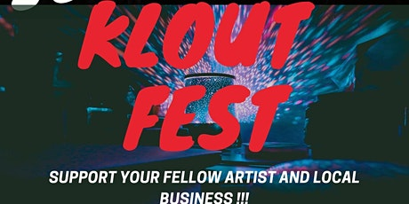 Klout Fest 2020 Promotional Networking Event for Artist/Entrepreneurs tickets