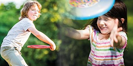 School Holidays Winter 2020: Sports Clinic (Frisbee) tickets