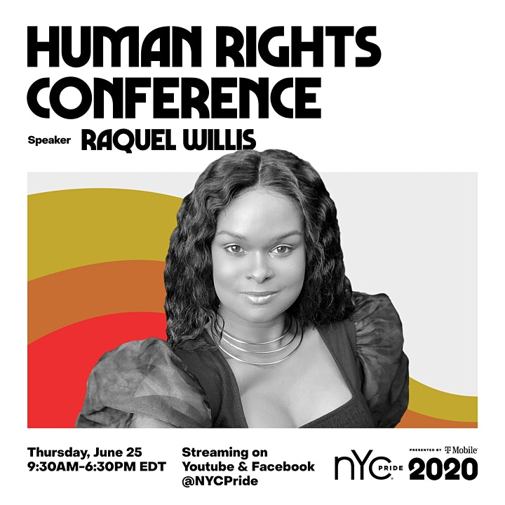 NYC Pride | 2020 Human Rights Conference image