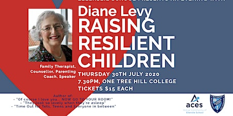 Ellerslie School presents Diane Levy - Raising res tickets