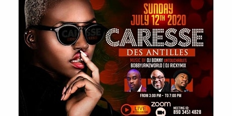 CARESSE DES ANTILLES tickets